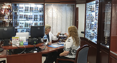 Delaware Eye Clinics – Eye-Q Optical Boutique