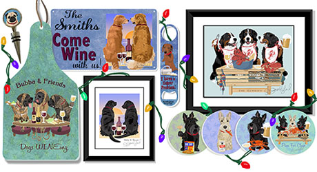 The Ruff Life by Sara England Designs