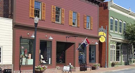 The Mercantile at Milton