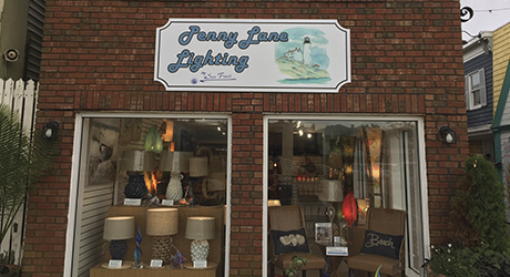 Penny Lane Lighting by Sea Finds
