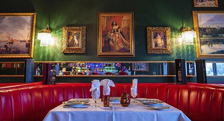 Red Square Caviar Bar